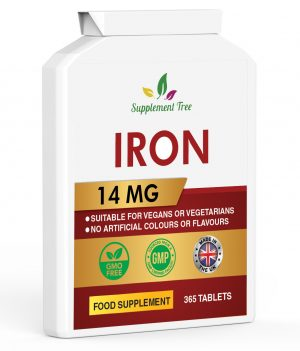 Iron 14mg Tablets